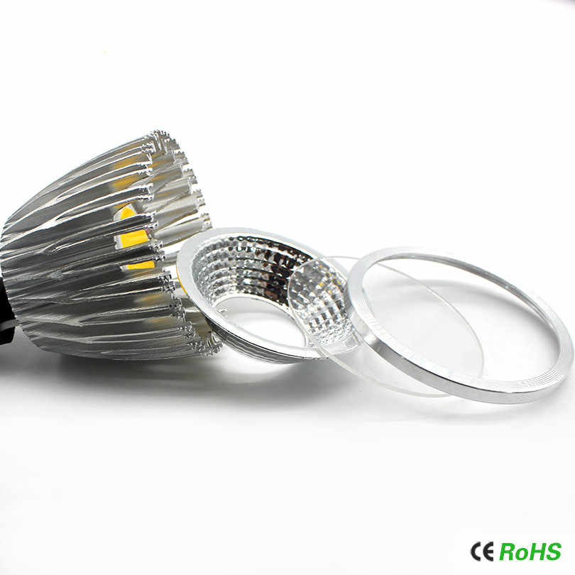 E14 bombillas GU10 GU5.3 COB led lampada 220V 9w 12w 15w lampen MR16 12v E14 led bulb E27 led lamp Spotlight Table lamps light