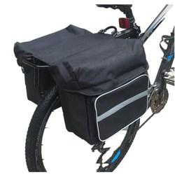 Płótnie dwukrotnie torba na wyposażenie do jazdy nowy rower półka pakiet torba na rower górski