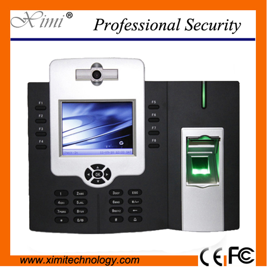 Iclock 880H Biometric Device 50000 Fingerprint User Tcp/Ip