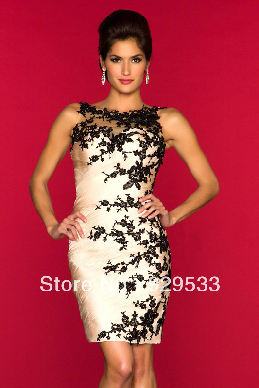 Semi Formal Dresses Designer Online Cheapest Cocktail Black And