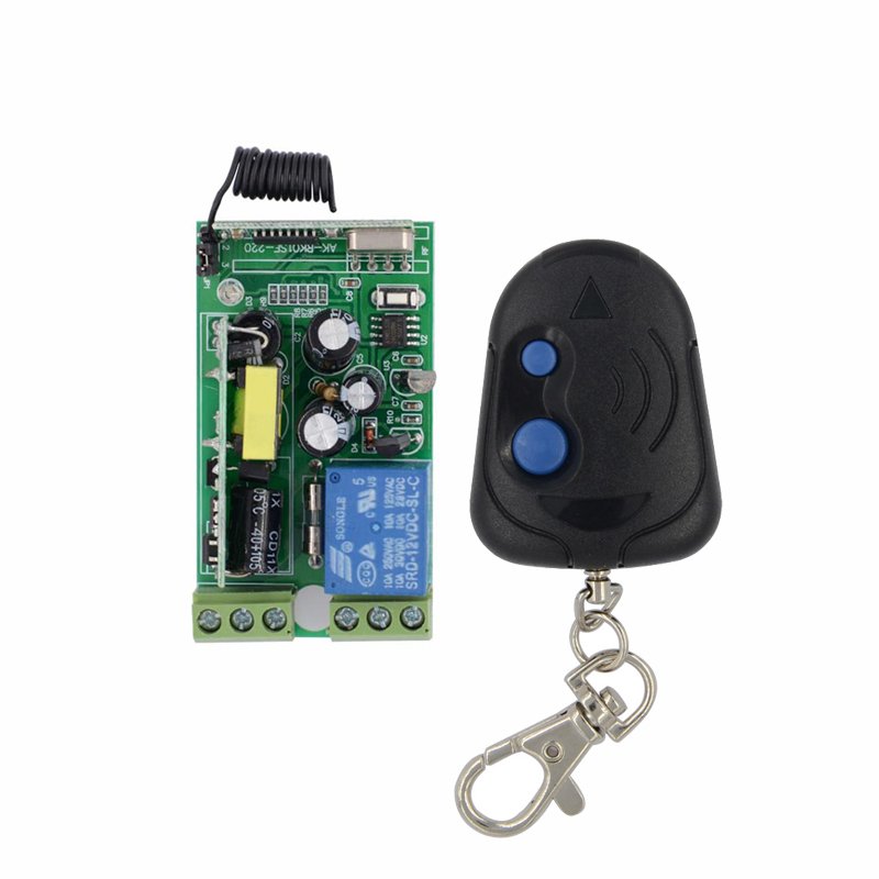 AC 85V-260V 110V 220V 230V 250V Wireless Remote Control switch 10A Relay Switch Receiver Transmitter For Lamp/Light LED ON OFF ac 85v 250v wireless remote control switch remote power switch 1ch relay for light lamp led bulb 3 x receiver transmitter