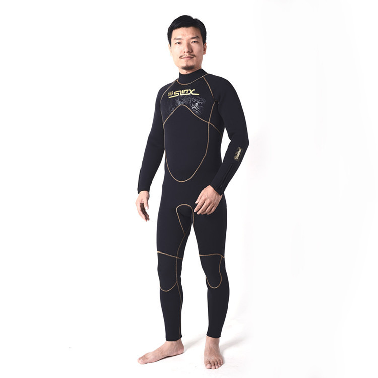 SLINX DISCOVER 1106 5mm Neoprene Men Scuba Diving Suit Fleece Lining Warm Wetsuit Snorkeling Kite Surfing Spearfishing Swimwear hisea 5mm neoprene wetsuit men scuba diving suit fleece lining warm snorkeling kite surfing spearfishing swim suit