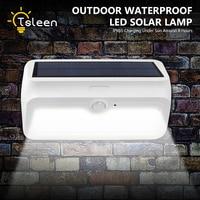 TSLEEN Solar Lamp Outdoor 46 LED Motion Sensor Garden Decoration Lampada Luz Solar Waterproof Security Led
