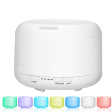Changing 4 LED Humidifier