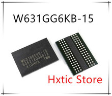 10PCS/LOT W631GG6KB-15 W631GG6KB W631GG6 FBGA96