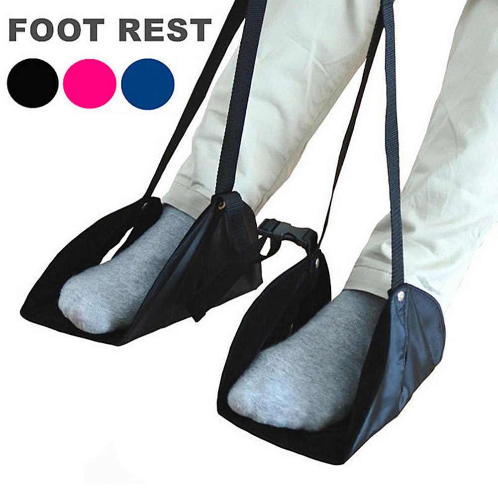 Гамак для ног подставка мягкий полёт переносные ноги Прочный Стол домашний офис ED-доставка