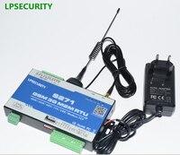 LPSECURITY 3G Zdalnego Sterowania GSM terminal/alarm Bezprzewodowy GSM PLC Kontroler S271 z SMS Alert Logicznego IO Controller (nie czujnik)