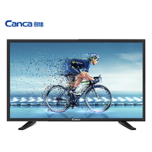 Envío libre canca 32 pulgadas multimedia hd led lcd de pantalla plana de tv pantalla full hd monitor de hdmi/usb/av/rf/vga