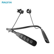 Rylin M8 IPX6 водонепроницаемые Bluetooth 4,1 наушники беспроводные наушники 10 часов гарнитура HiFi стерео Беспроводные спортивные наушники с микрофоном