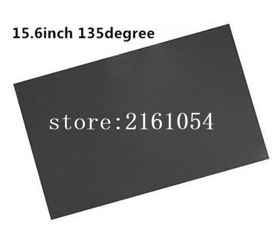 10pcs 15.6inch Polarizing Film Sheet Polarizer Film For Laptop Screen Repair 135degree