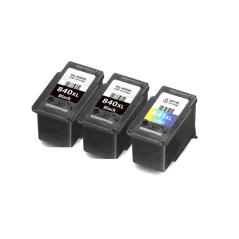 for Canon PG845 Ink Cartridge CL846 IP2880s 2400 2500 MG2580s can be Connected for ts3180 3380 208 308 mg3080 MX498 Printer cartridge-5000pages GYBN Refillable Black Color Ink Cartridge
