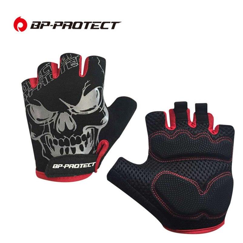 Breathable Cycling Half Finger Gloves Shockproof GEL Pad MTB Road Bicycle Bike Short Gloves Men Women Sports