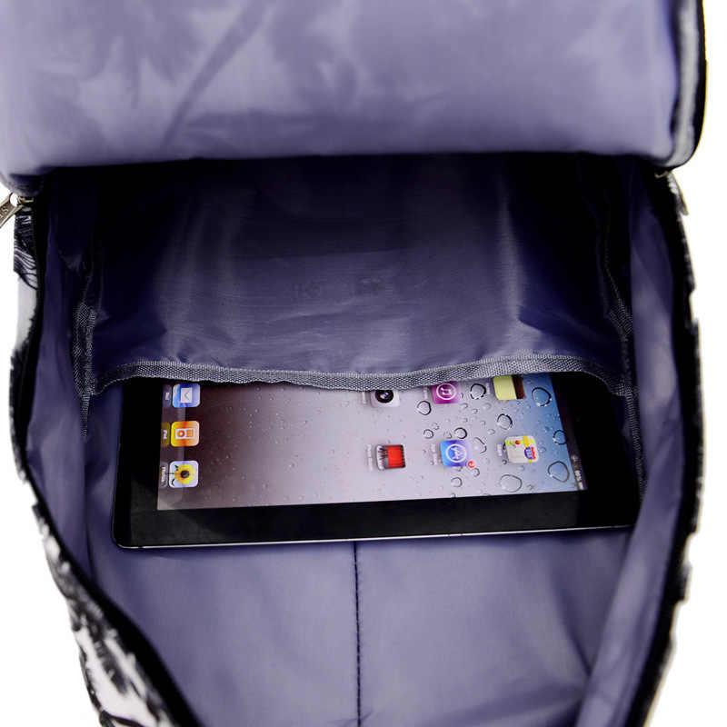 2019 рюкзак для ноутбука с принтом кокосовой пальмы, Женская Холщовая Сумка, известные бренды, рюкзаки для путешествий, ранец, школьная сумка для девочек-подростков