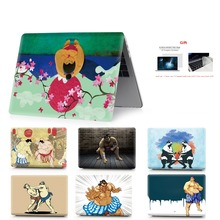 sumo Color printing  Laptop Case For MacBook Air Retina Pro 11 12 13 15 For MacBook  New Air 13 New Pro 13 15 with Touch Bar все цены
