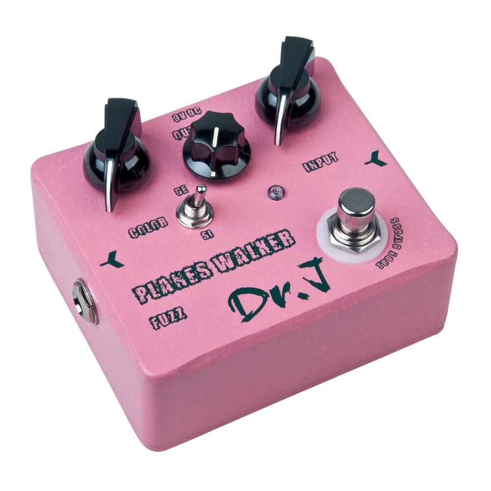 Dr. J Planes Walker Fuzz Electric Guitar Effect Pedal True Bypass Special Tone D-56 набор канцелярский planes