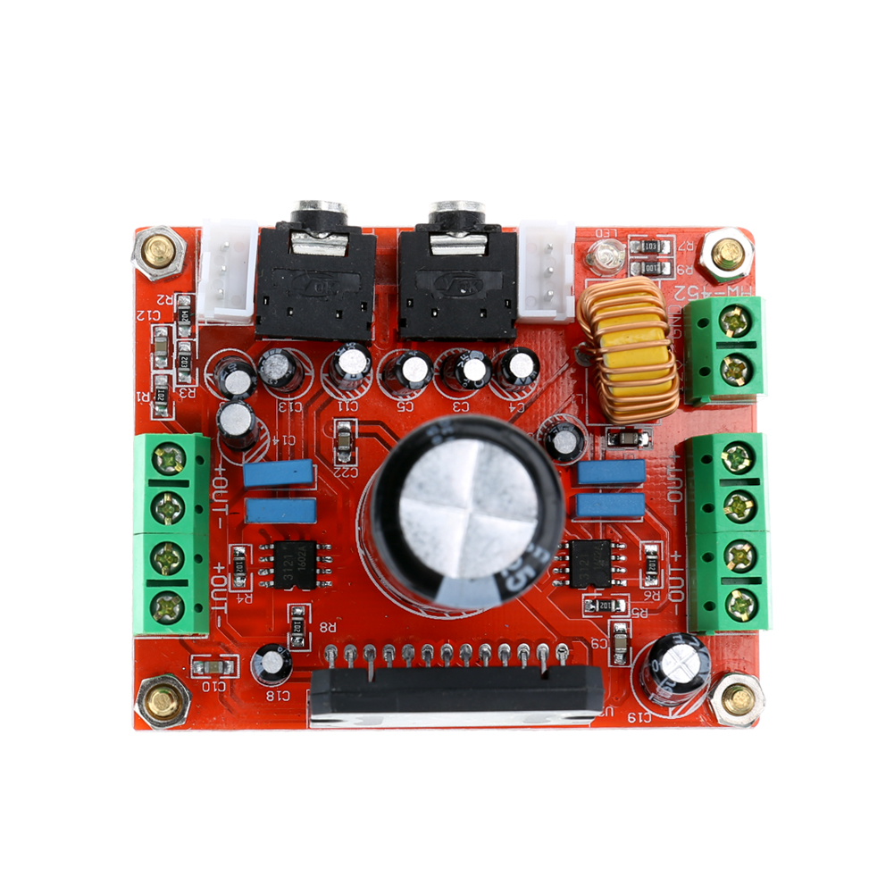 Car Audio Power Amplifier Board Module Denoiser For Auto Audio