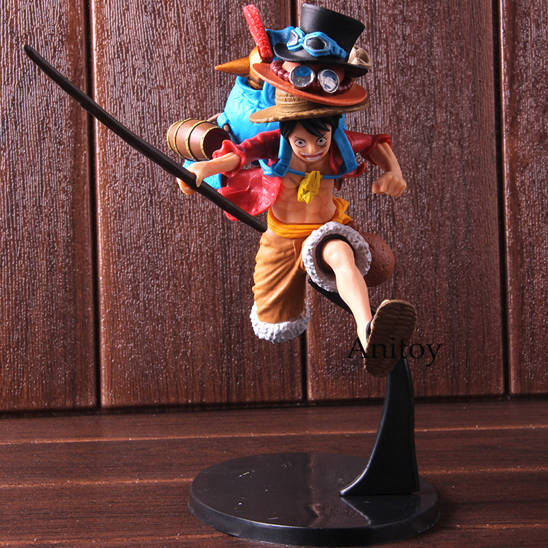 Banpresto One Piece Mania Produce Monkey D Luffy Figure Action PVC Collectible Model Toy 1