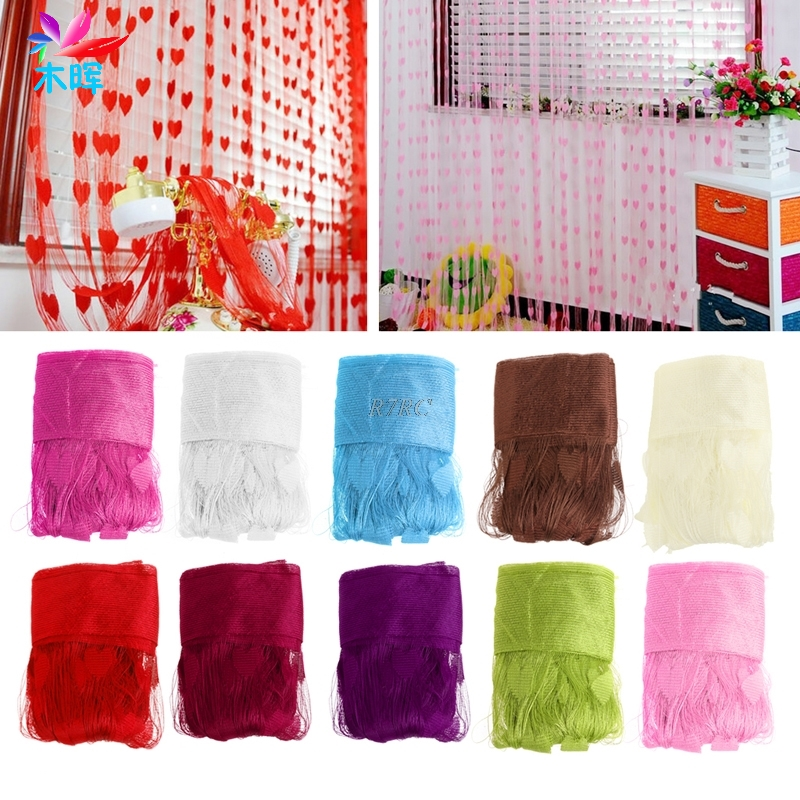 Silk String Curtain 2