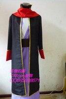Free shipping Gintama Shinsengumi Brigade Katakuriko Matsudaira Cosplay Costume