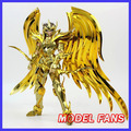 MODEL FANS IN-STOCK GT great toys sog ex Sagittarius Aiolos Soul of Gold Saint Seiya Metal Armor Myth Cloth Gold Action Figure