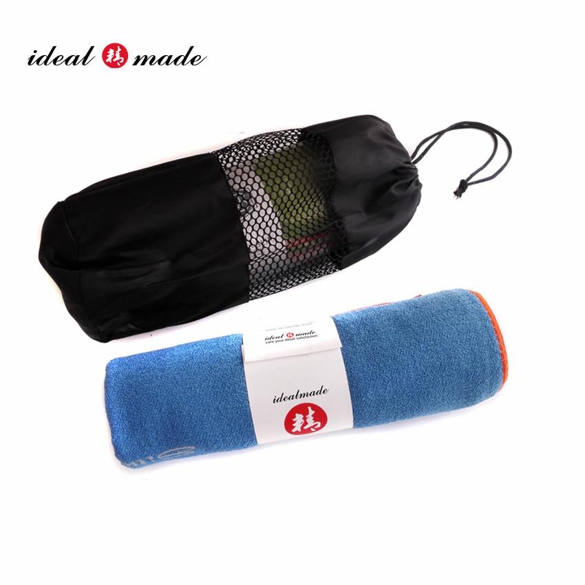 13bd21239f Laboratório de Design Super Leve Reciclável Ultra Absorvente Microfibra  Yoga Toalha Yoga