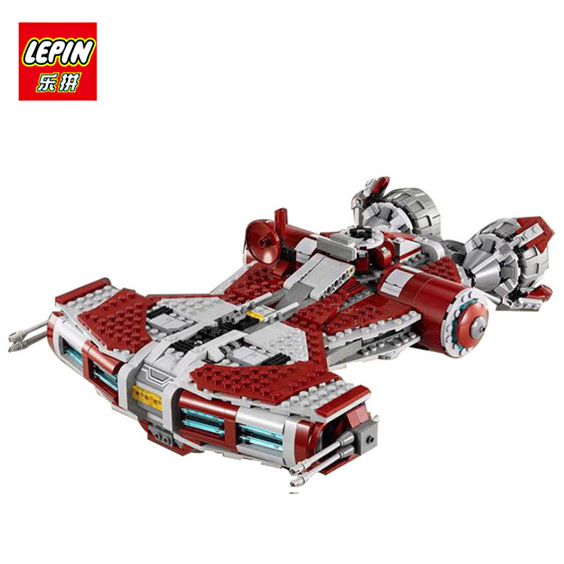 LEPIN 05085 953Pcs Star Classic toy Wars Cruiser Set Model Building Blocks Bricks Educational Toys for Children Gift With 75025 hot sale classic toys weapon ak 47 gun model 1 1 toys building blocks sets 617pcs educational diy assemblage bricks toy