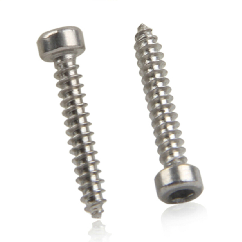 все цены на  ,100pcs/Lot Metric Thread 304 Stainless Steel Hex Socket Head Cap self tapping Screw Bolts M3x10  онлайн