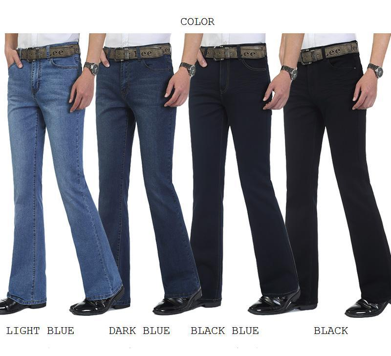 Online Get Cheap Men's Boot Cut Jeans -Aliexpress.com ...