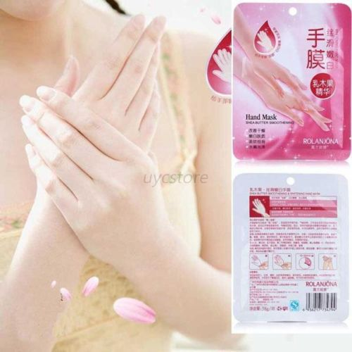 1 Pair New New Exfoliating Moisture Hand Peel Mask Remove Scrub Hard Dead Skin