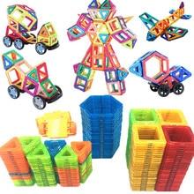 185 47PCS 자석 장난감 빌딩 블록 자기 건설 세트 디자이너 어린이 유아 장난감 재미 있은 크리스마스 선물