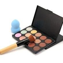 15 colours Primer Makeup Foundation Face Contour Concealer Palette set