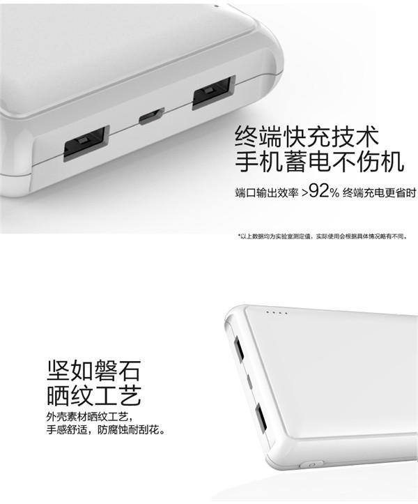 Besiter Beand 20000mAh Dual USB Power Bank (8)