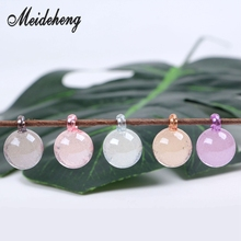 NEW 15PC 14mm Acrylic Transparent Bubble Bead Hanging Hole Pendant Round beads For Jewelry Making Hair Accessory High Quality