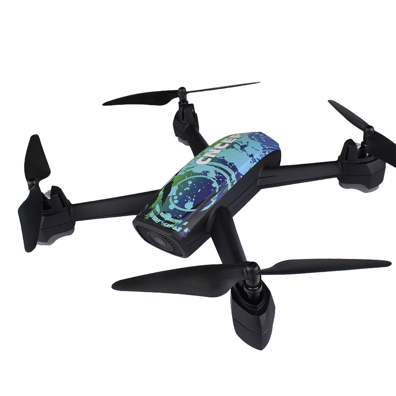 Profissional GPS Drone JXD 518 RC Quadrocopter 2MP Wifi HDCamera 2 4G 4CH RC Helicopter FPV