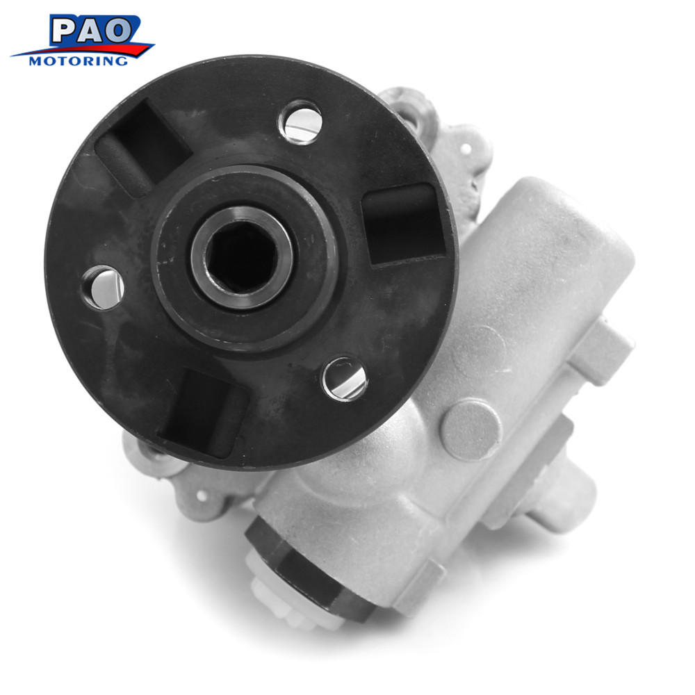 New Fit For BMW 5 E60 E61 E63 32416777321 New Power Steering Pump 04-10 32 41 4 038 768, 32 41 6 777 321, 32414038768 324167773 ...
