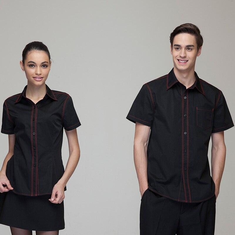 Online Get Cheap Black Chef Shirt -Aliexpress.com | Alibaba Group