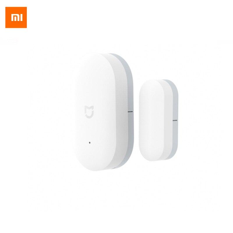 imágenes para Xiaomi mi puerta ventana del sensor inteligente mijia casa emparejado con xiaomi inteligente puerta de enlace de uso