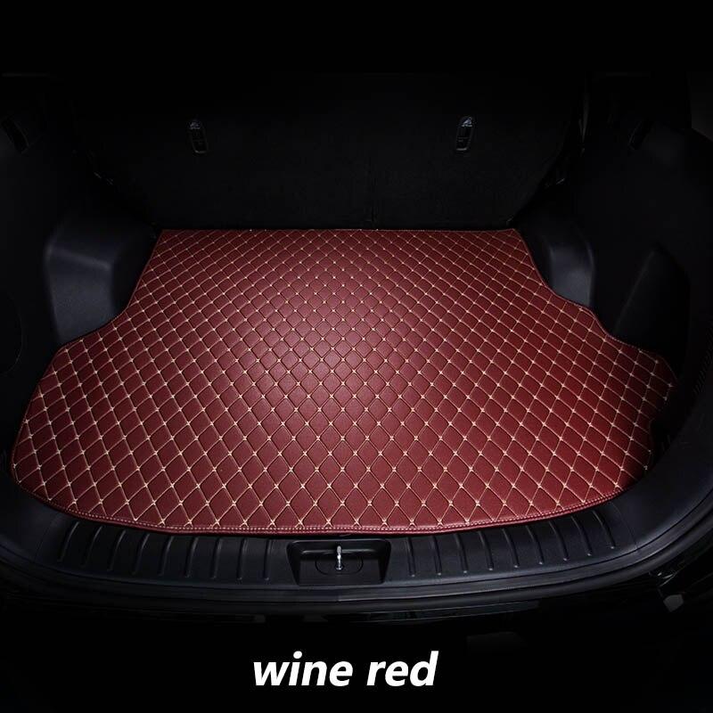 Kalaisike tapis de coffre de voiture personnalisés pour Chrysler tous les modèles 300c 300 s Sebring PT Cruiser Grand Voyager accessoires auto style