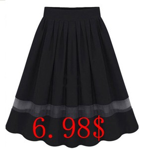 2015-New-Summer-Autumn-Hot-Sale-Women-A-Line-Retro-Casual-Hollow-Out-Party-Skirts-Fashion