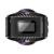30 M À Prova D' Água câmera de Ação Magicsee P3 VR câmera panorâmica câmera de lente dupla 3040*1520 P Full HD 4 K VR Câmera