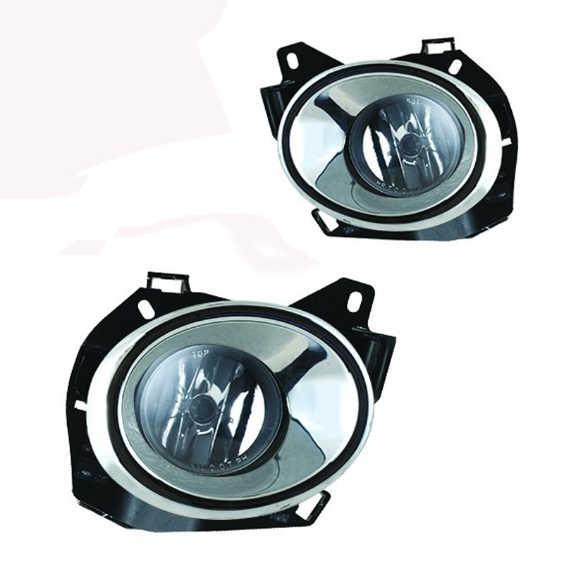 Case for Nissan Pathfinder 2013 2014 2015 fog light halogen fog lamp H11 12V 55W with