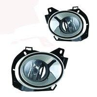 Case for Nissan Pathfinder 2013 2014 2015 fog light halogen fog lamp H11 12V 55W with wiring kit shipping free
