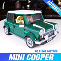 lepin 21002 technic series Cooper Model Building Kits  Blocks Bricks Toys Compatible With  10242
