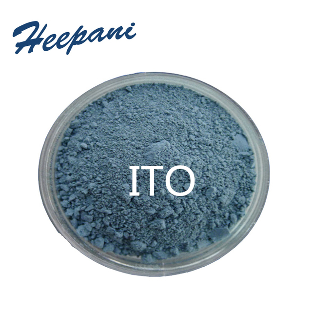Free shipping High purity Indium tin oxide ball shape ITO alloy material powder for coating