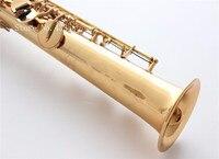 Saksofon sopranowy saksofon francuski wysokiej boisko bb superaction 80 musical instrument był płaski saxofone super action