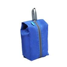 Hot Sell 1pcs Outdoor Camping Bag Waterproof Shoes Bags Ultralight Washing Gargle Travel Storage Kits
