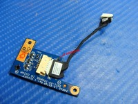 FOR Dell FOR Alienware 18.4 M18x R2 Genuine Power Button Board w/Cable LS 6578P 100% TESED OK