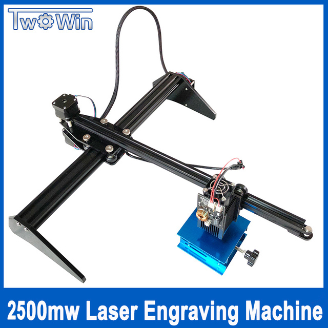 2500mw/5500mw Desktop cnc Router USB Laser Engraver Laser Cutter Automatic Computer DIY Laser Engraving Machine Best Gifts Toys