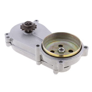 Image 3 - Transmission Gearbox Gear Box for 47CC 49CC 2 Stroke 4 Stroke Engine Clutch Mini Pocket Bike High Performance Aluminum alloy