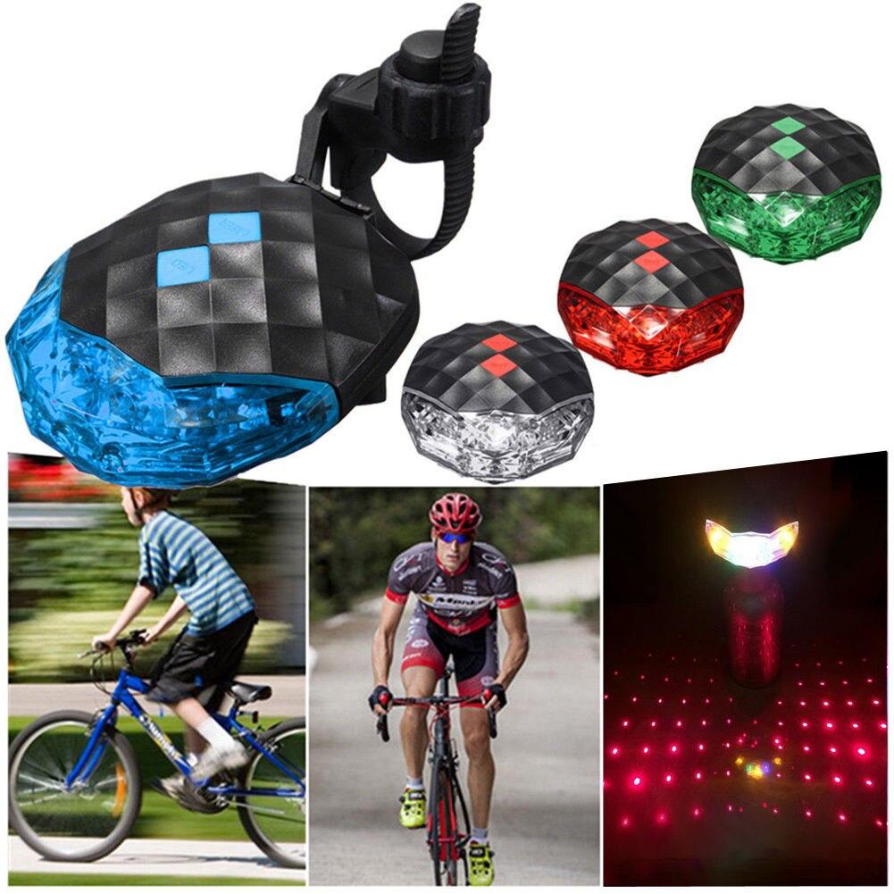 Ciklizmi i biçikletave Drita e pasme e pasme e dritës 2 Rrezja - Çiklizmit - Foto 2
